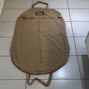 Gucci dress zip bag